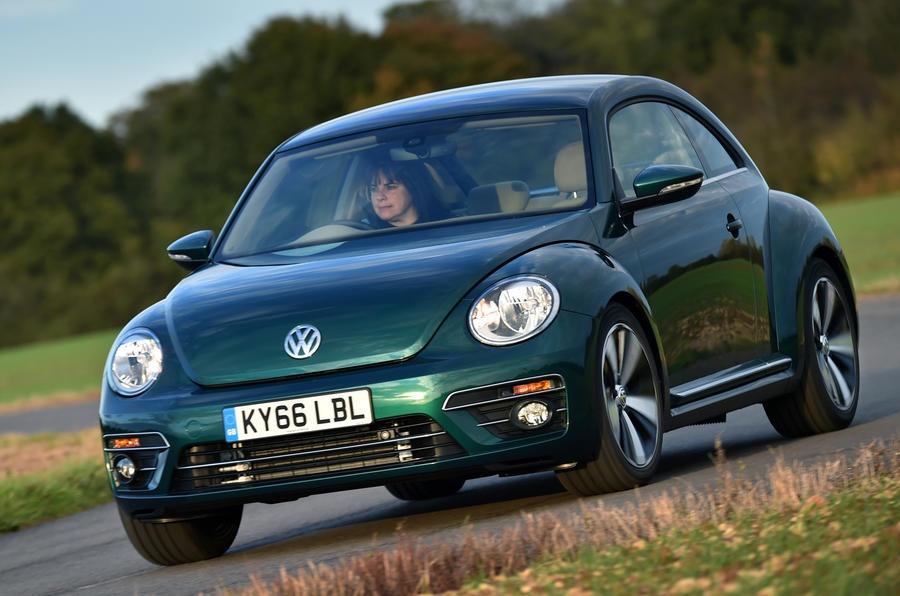 Легендарный Volkswagen «Жук» снимут с производства