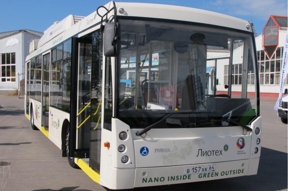 Впервом зимнем месяце вЕкатеринбурге появится электробус