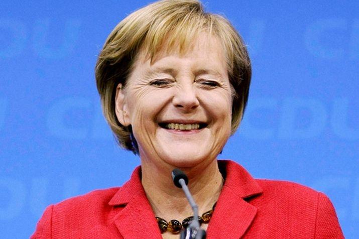 Ангела Меркель одолела  в категории  «Человек года»