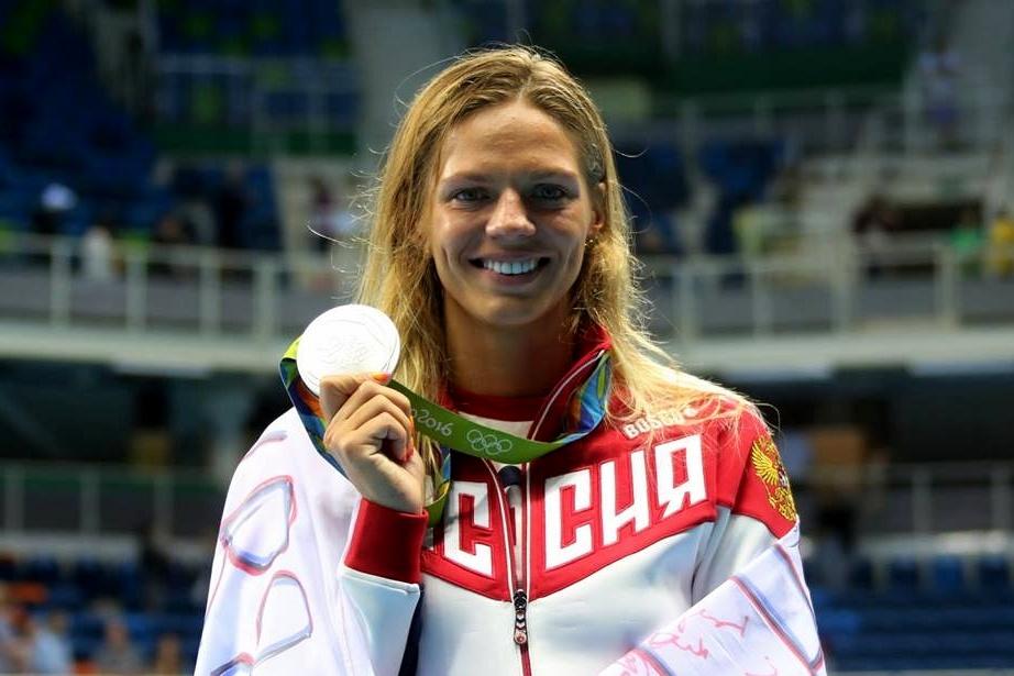 Ефимова иАндреева вышли вполуфинал Олимпиады надистанции 200м брассом