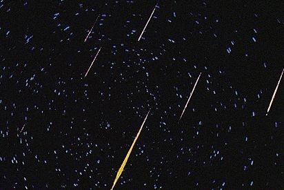 Облака скроют звездный дождь от уральцев