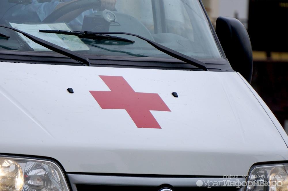 В Перми столкнулись автобус и фура