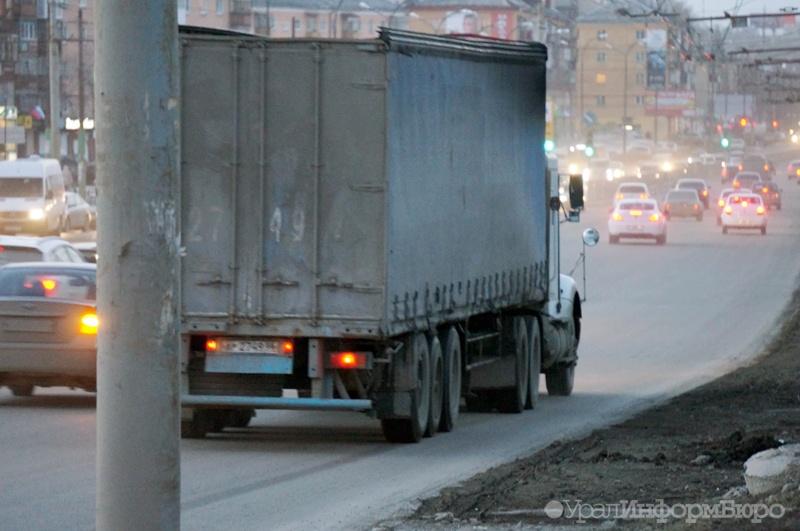 Руководство планирует отказаться от поднятия тарифов для большегрузов