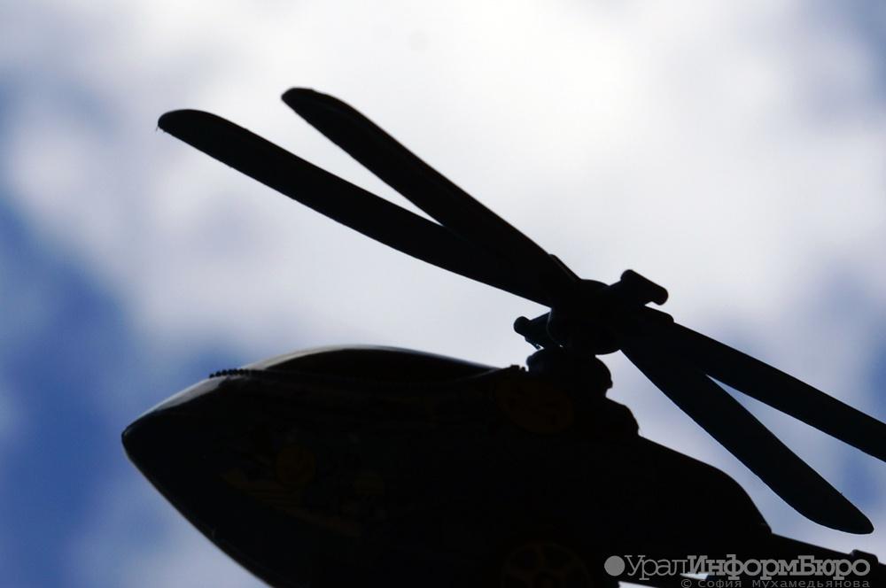 ВСирии сбили очередной русский вертолет