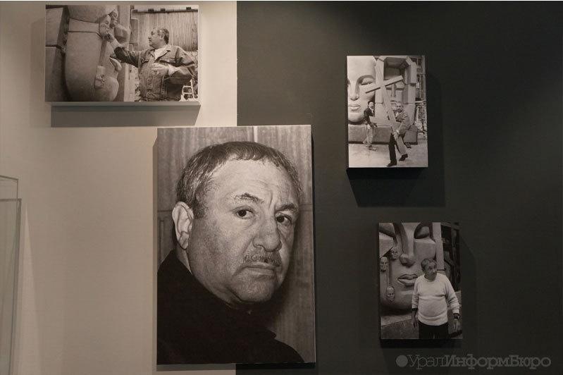ВМузее Эрнста Неизвестного открывается фотовыставка ожизни знаменитого скульптора
