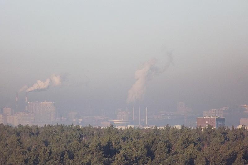 ВЕкатеринбурге сохраняется предупреждение обаномальной жаре изагрязнении воздуха