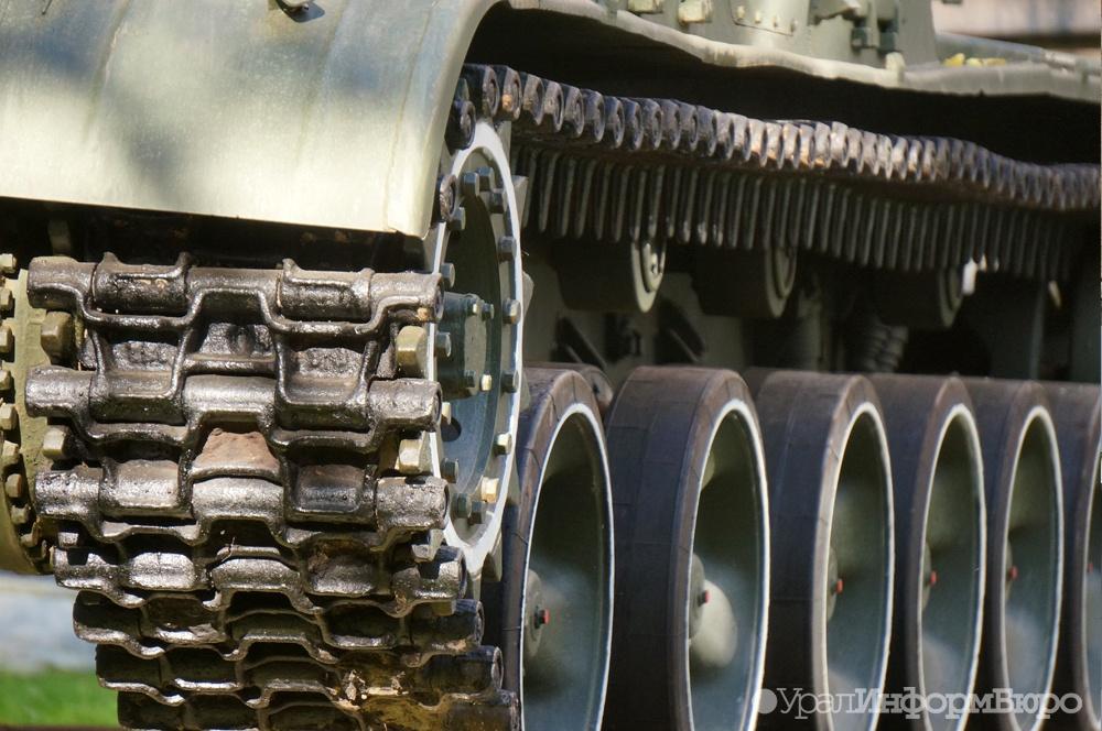 Под Челябинском наполигоне затонул танк, возбуждено уголовное дело