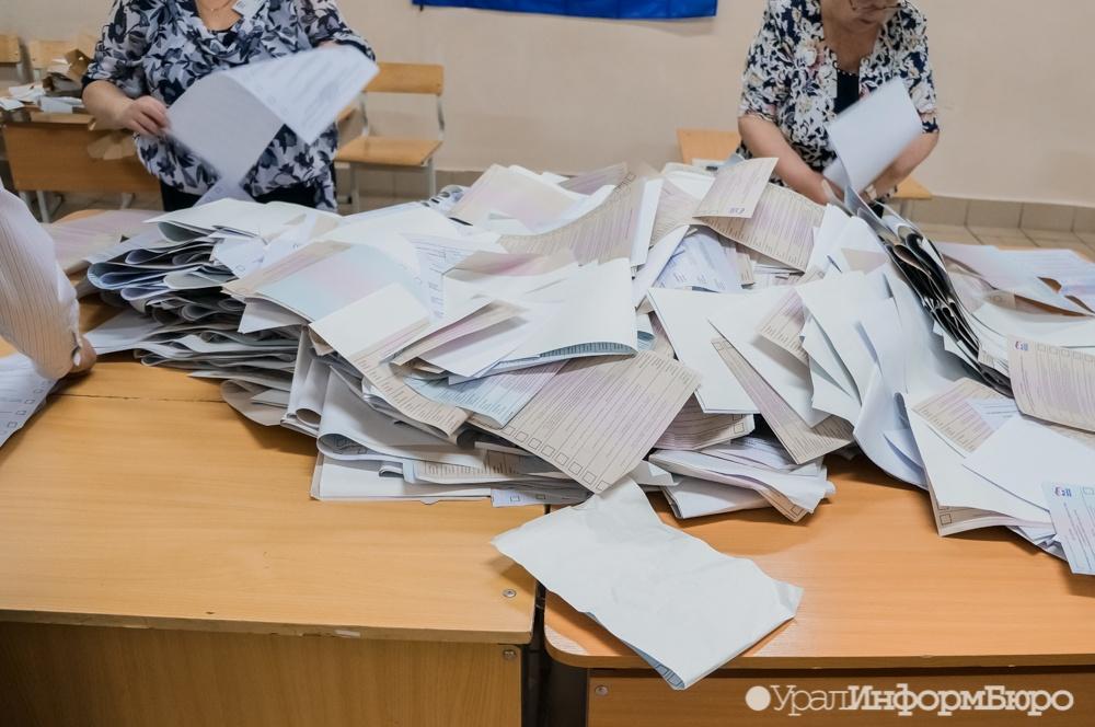 ЦИК утвердила заключительные результаты выборов в Государственную думу РФ