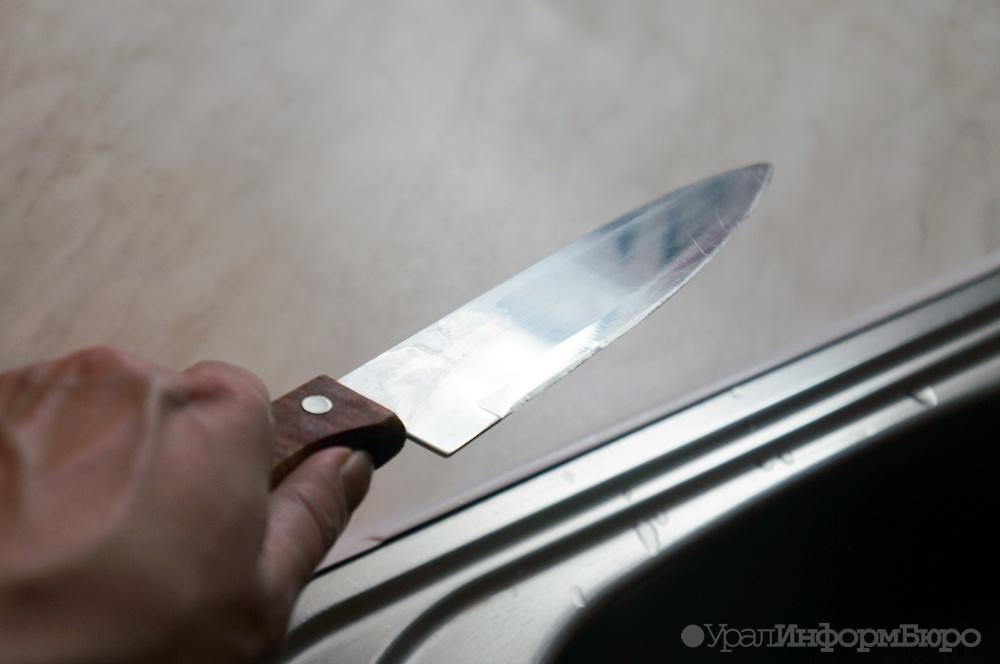 Жительница Тюменской области зарезала супруга