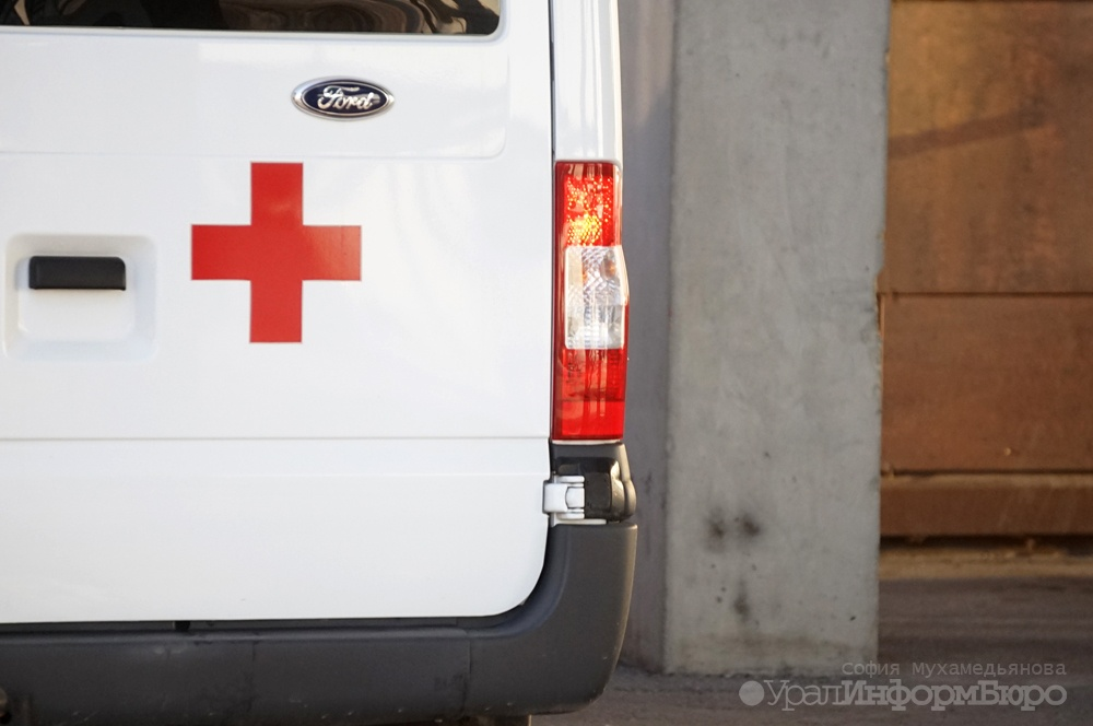 НаУрале случилось 2-ое занеделю ДТП сучастием скорой помощи
