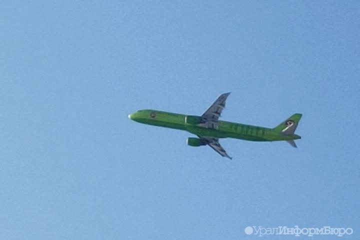 ВЧелябинске был схвачен рейс «Челябинск— Москва» из-за поломки самолета