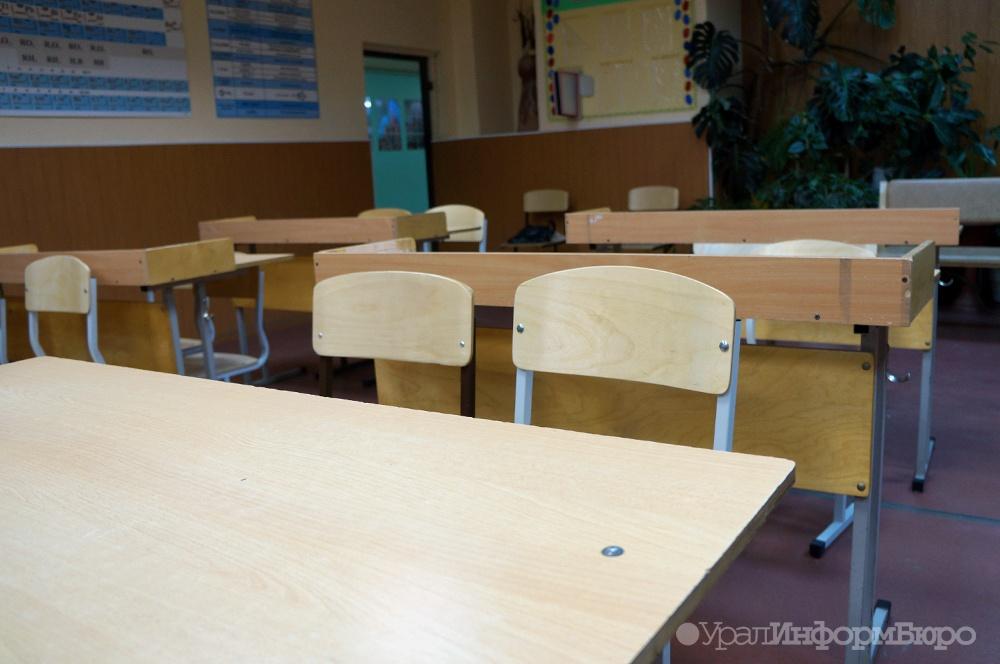 Взакрытой из-за кори екатеринбургской школе №48 возобновились занятия