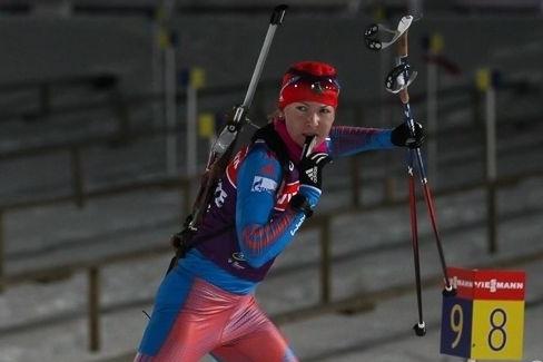 Немецкая биатлонистка Дальмайер выиграла персональную гонку наэтапеКМ вЭстерсунде