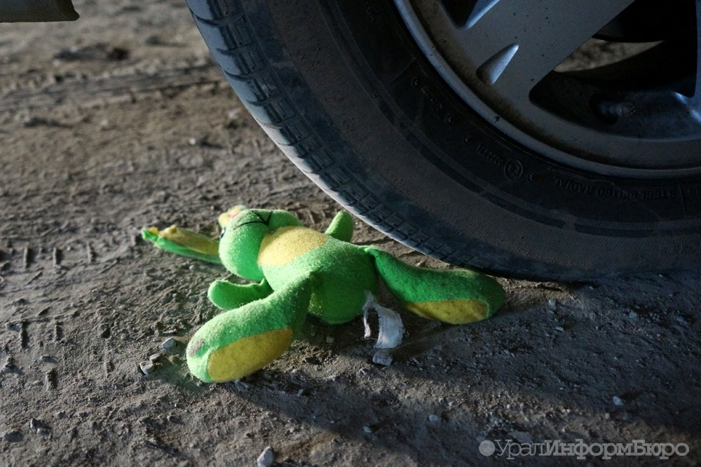ВСевероуральске около детского сада шофёр без прав сбил 6-летнего ребенка