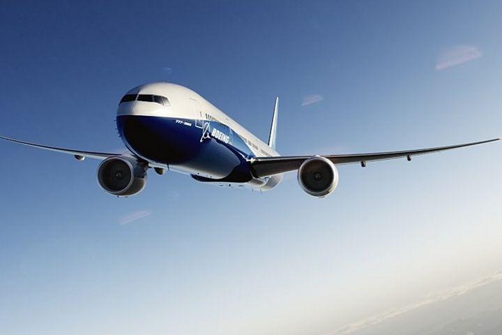 Boeing уменьшает производство лайнеров 777 на40%