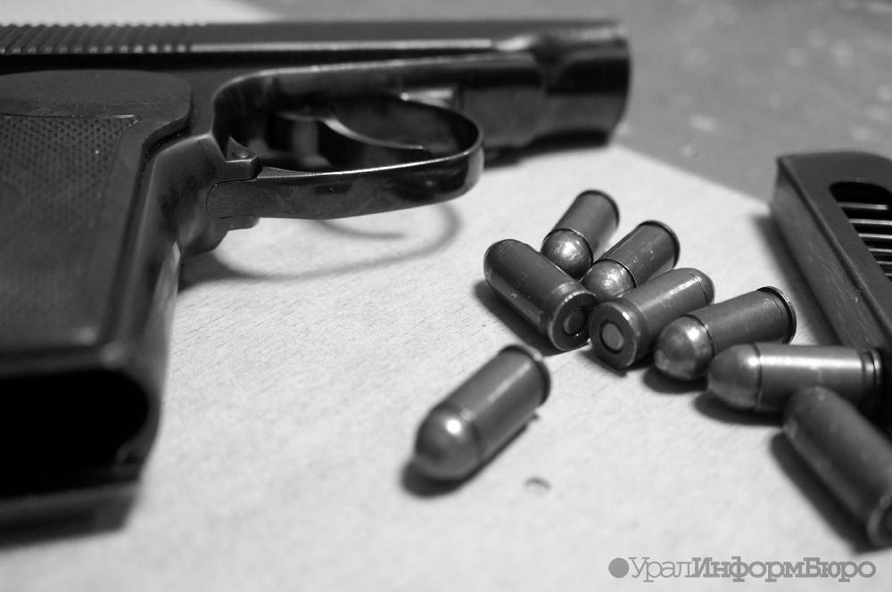 ВЕкатеринбурге уполковника вотставке отыскали тротил, кортики ибоевые патроны