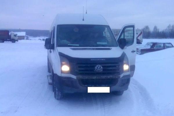 Свердловская Госавтоинспекция поймала водителя автобуса, который вёз детей без разрешающих документов