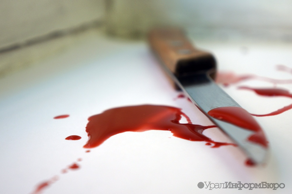 ВСухом Логу местный гражданин убил ножом соседа из-за места на стоянке