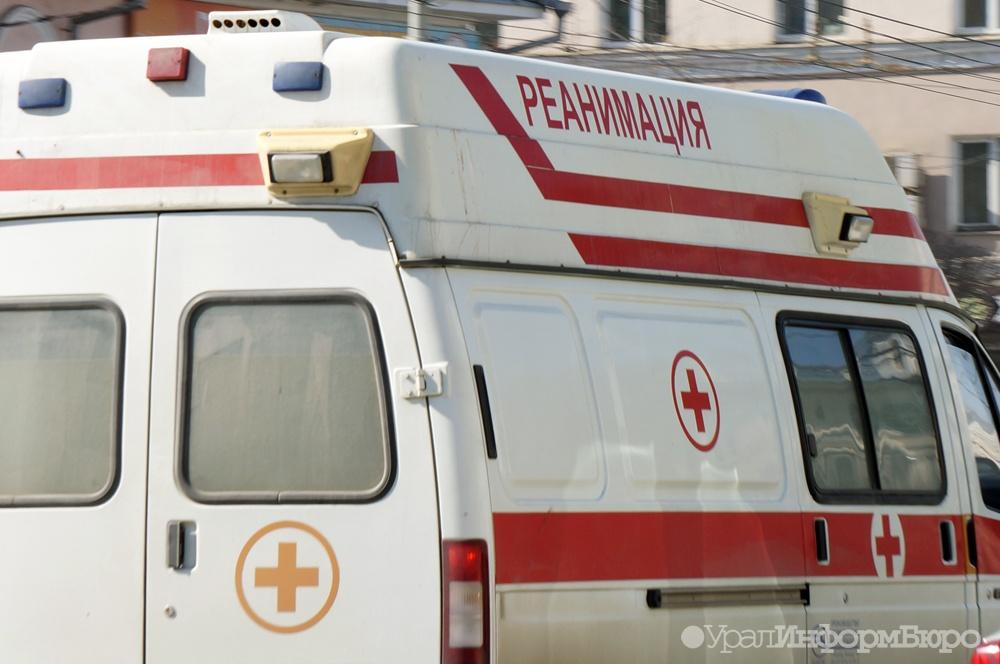 ВКурганской области шофёр без прав устроил крупное ДТП. Погибли два человека