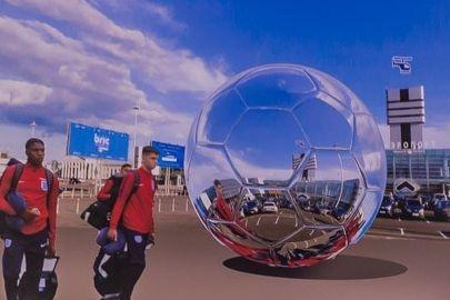 КЧМ-2018 вЕкатеринбурге появятся посвященные футболу скульптуры