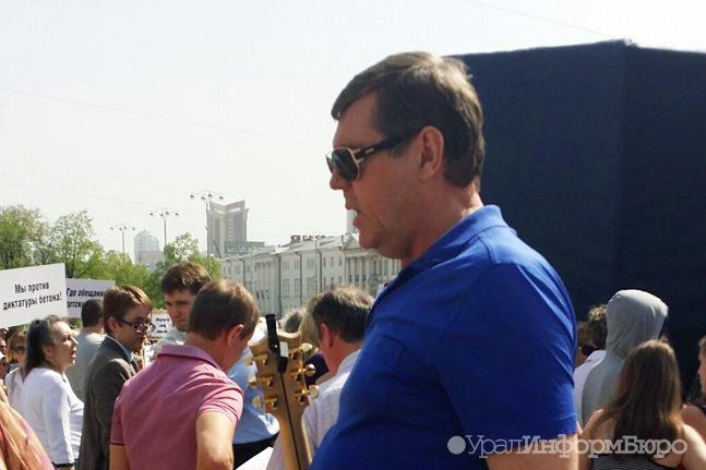 Бард Новиков угодил под домашний арест