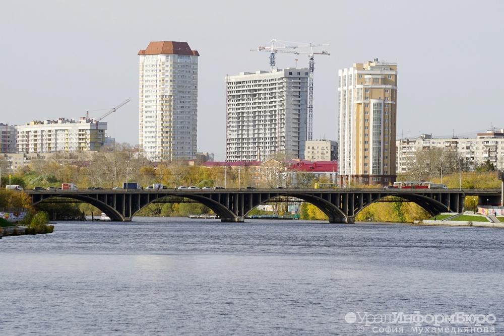 ВЕкатеринбурге навсе 100%  закроют Макаровский мост