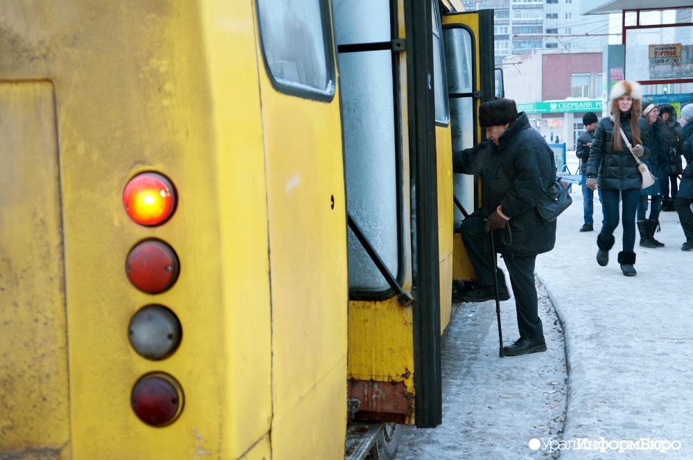 Граждане Екатеринбурга собирают подписи против реформы натранспорте