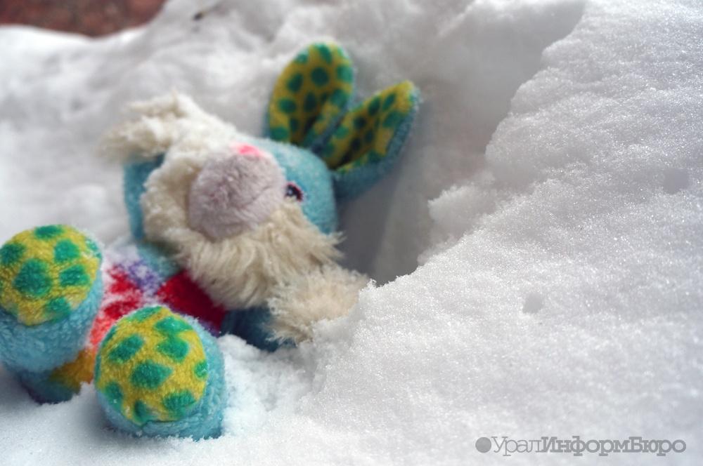 ВЕкатеринбурге семилетняя девочка провела пару часов ночью нахолоде одна
