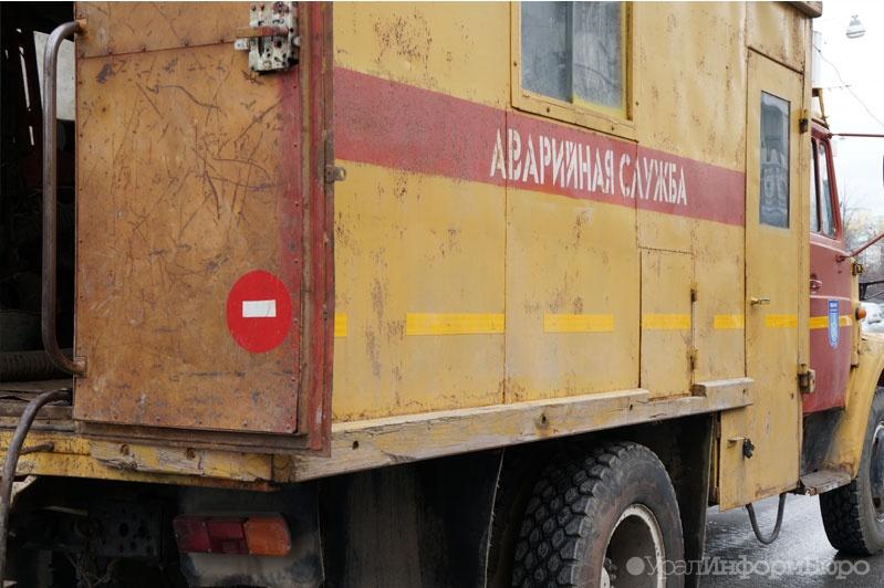 Авария наводоводе вКоркино устранена