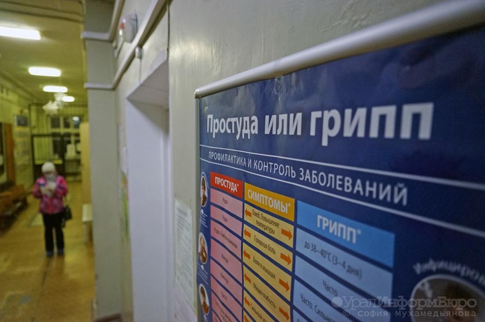 Заболеваемость ОРВИ вИркутске упала практически на10% - эпидпорог превышен на5%
