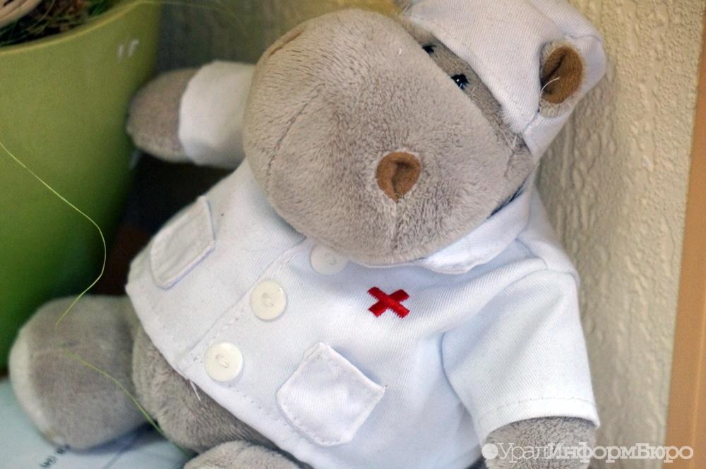 ВТюмени семилетняя девочка сломала позвоночник вторгово-развлекательном центре