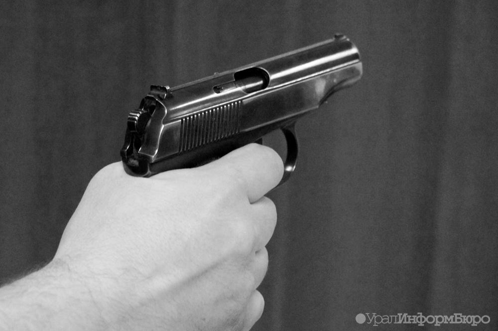 ВЕкатеринбурге вооруженный мужчина ограбил банк