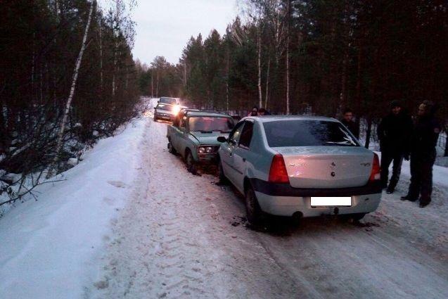 ВМонетном две автоледи неподелили дорогу. Пострадали двое детей