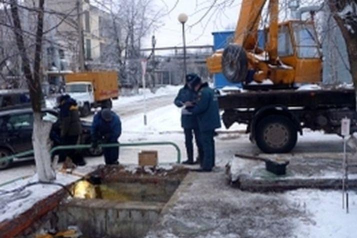 НаВторчермете устранена авария, оставившая 44 дома без воды