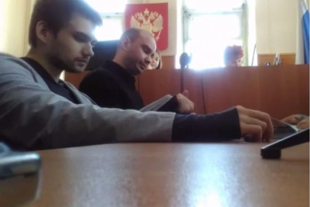 Соколовский обучается оптимизму всуде Сегодня в12:51