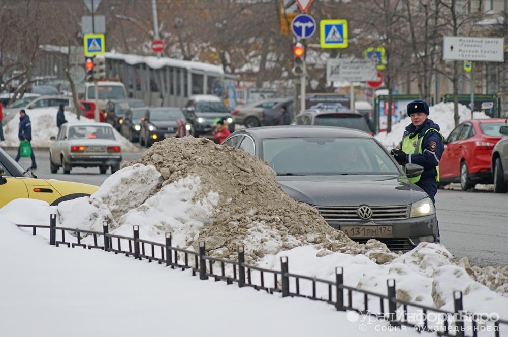 Участковый спас ребенка из-под снежного завала. Еще немного, имогло быть поздно