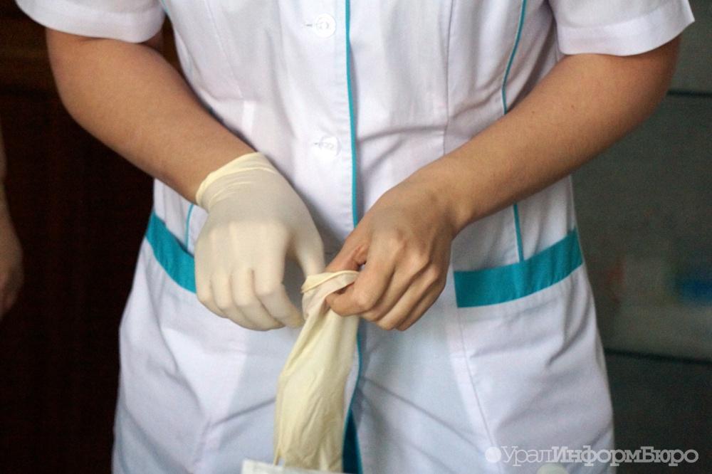 Схвачен гражданин Свердловской области, ранивший ножом восьмилетнюю падчерицу