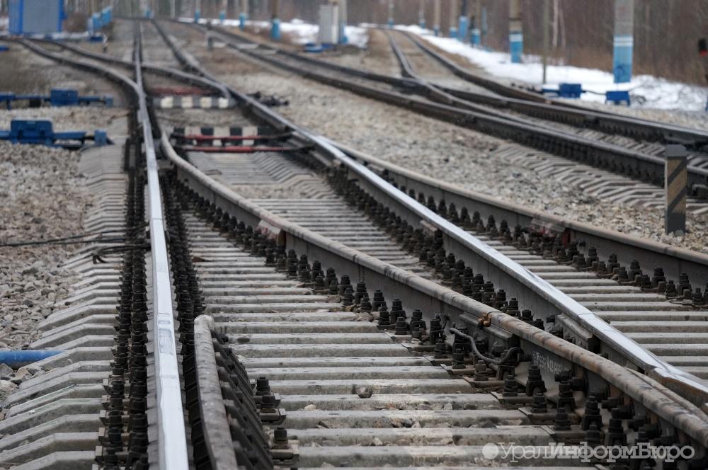 Под Каменском-Уральским мужчину сбил поезд