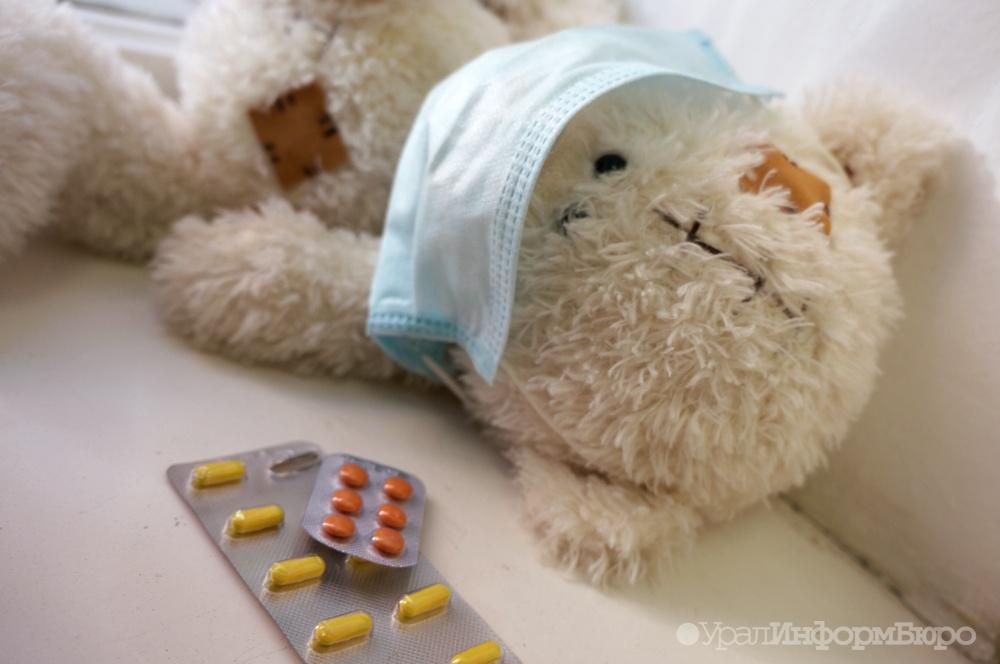 Среди свердловских школьников бушует эпидемия гриппа
