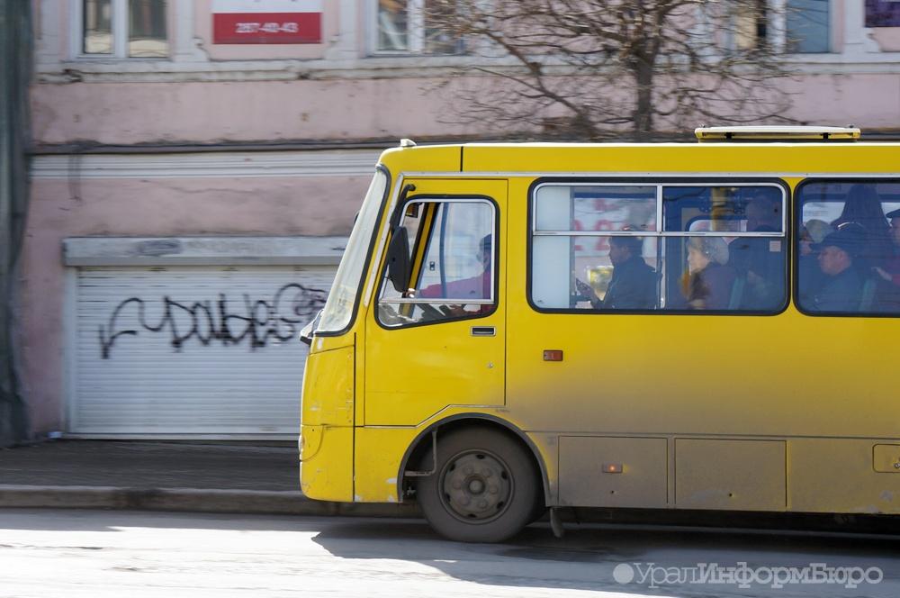 ВЧелябинске девочка выпала измаршрутки