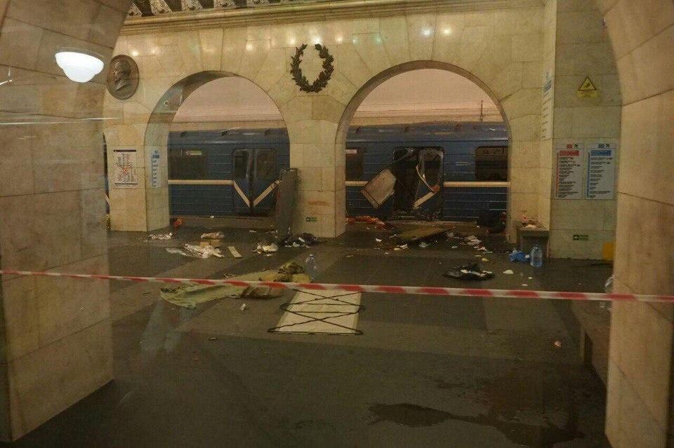 Один изорганизаторов теракта вПетербурге схвачен  вПодмосковье— ФСБ