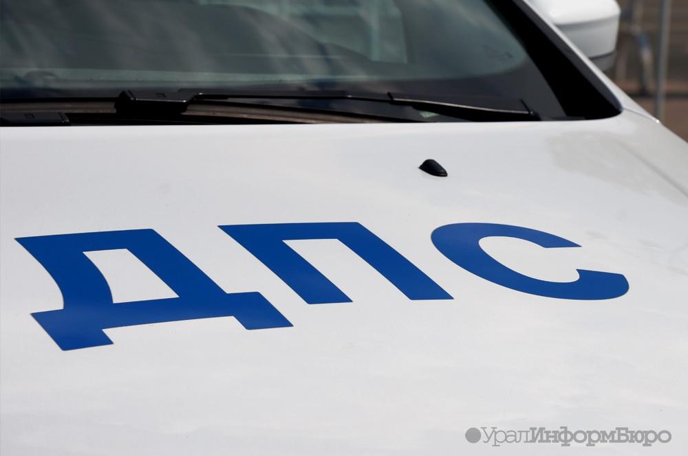Натрассе доНижней Салды работники ГИБДД обстреляли машину нарушителя