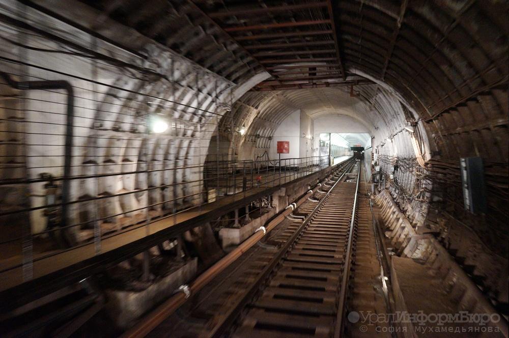 Проектировать вторую ветку метро вЕкатеринбурге вближайшие годы небудут