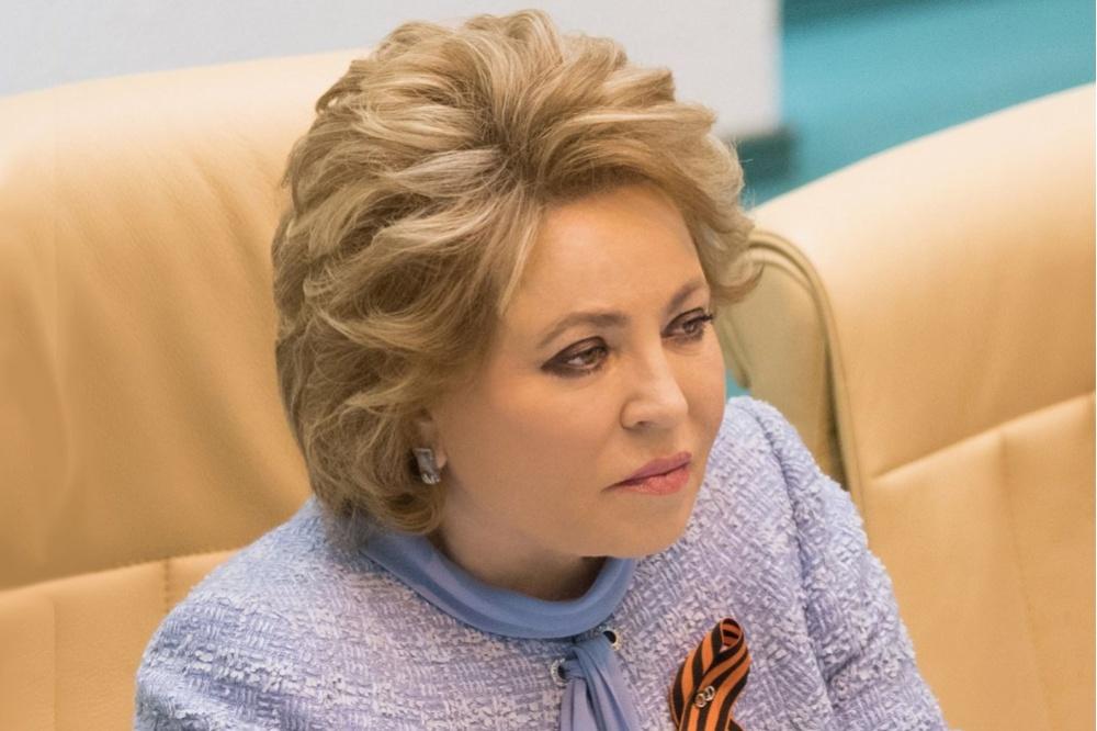 Матвиенко выступает заофициальное закрепление статуса «детей войны»
