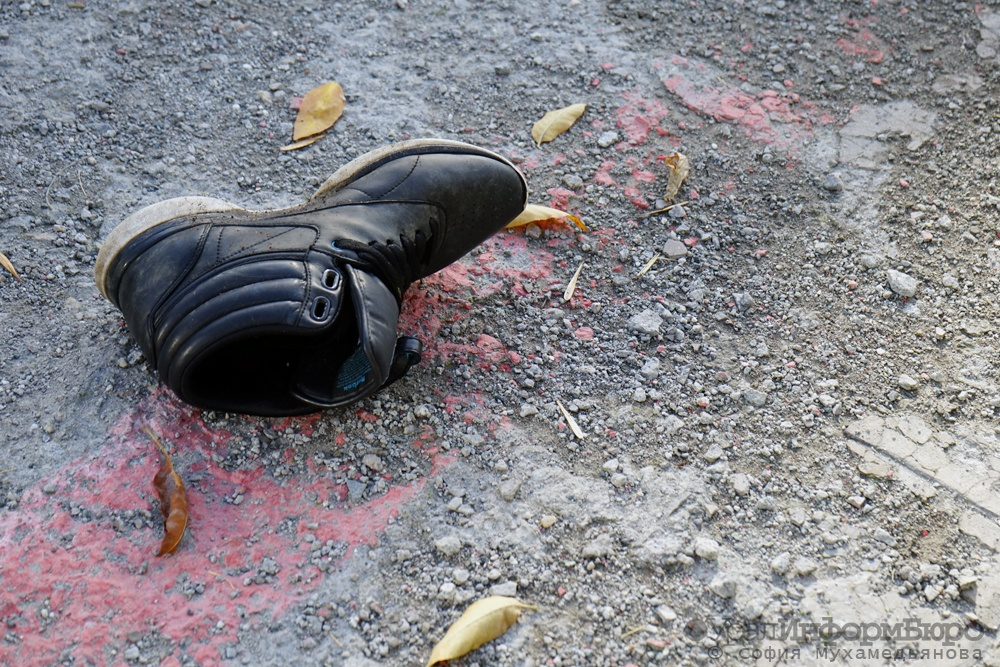 Двухлетняя девочка выпала изокна наСадовой