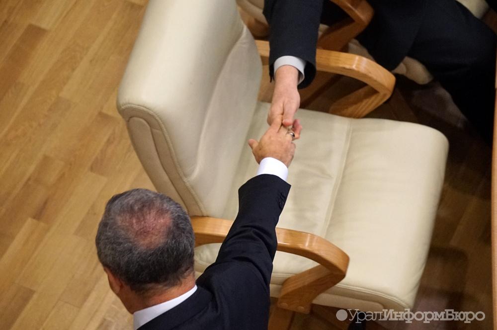 Уральский депутат по фамилии Роскош лишился мандата за скромность