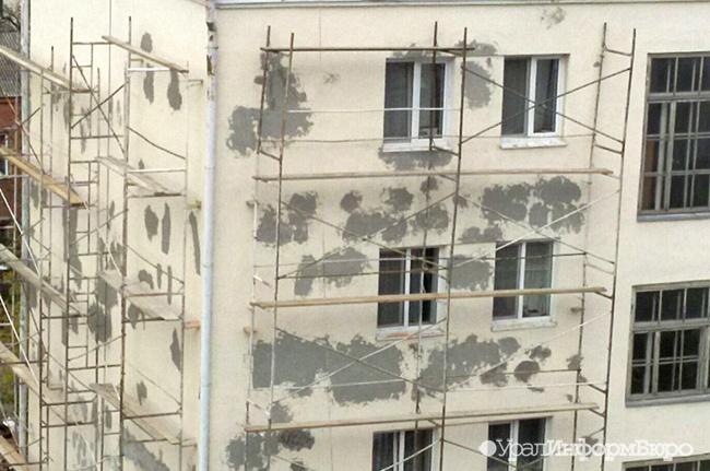 Тюменский предприниматель похитил бюджетные деньги, сэкономив напанелях при капремонте жилого дома