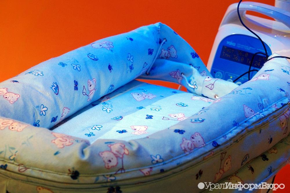 ВЧелябинской областной детской клинике  появился новый реанимобиль для новорожденных