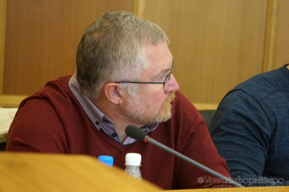 «Зеленые» выдвинули всвердловские губернаторы политика либеральных взглядов