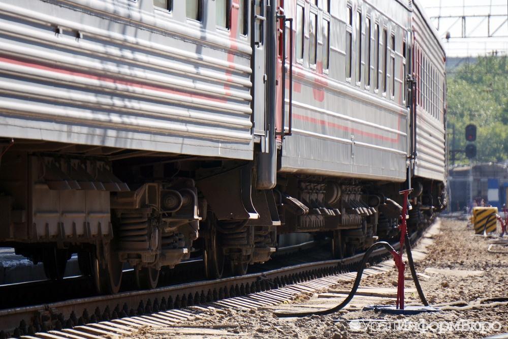 Гражданин Челябинской области умер под колесами грузового поезда